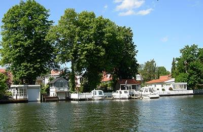 Trajekty do Bornholm