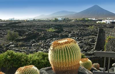 Trajekt z Arrecife do Santa Cruz de Tenerife
