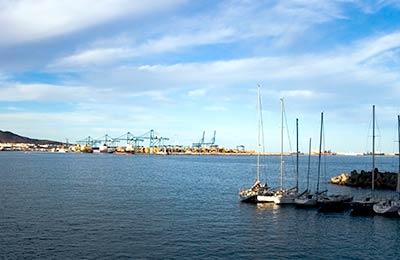 Přístav Las Palmas de Gran Canaria