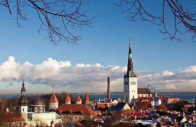 Trajekty do Estonsko