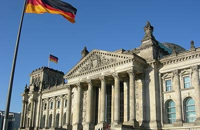 Trajekty do Německo