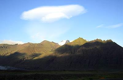 Trajekty do Island