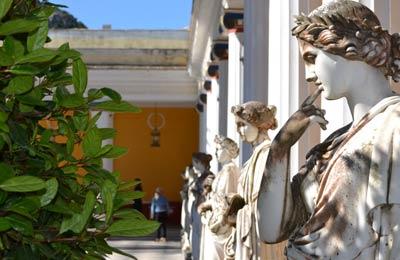 Přístav Corfu