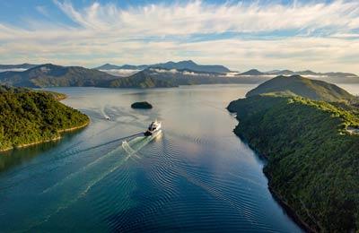 Trajekt do Novy Zéland