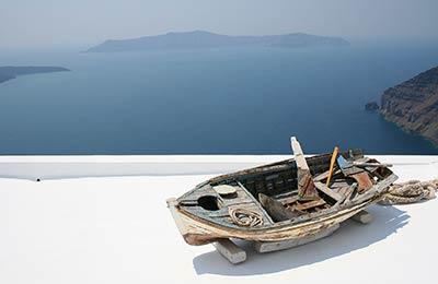 Trajekt do Ostrovy Egejského