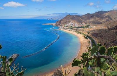 Přístav Sta Cruz de Tenerife