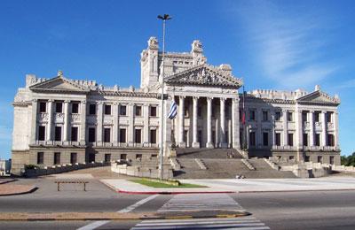 Trajekt z Buenos Aires do Montevideo