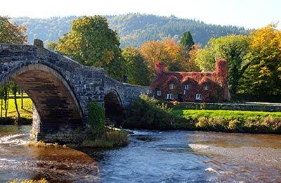 Trajekt do Wales