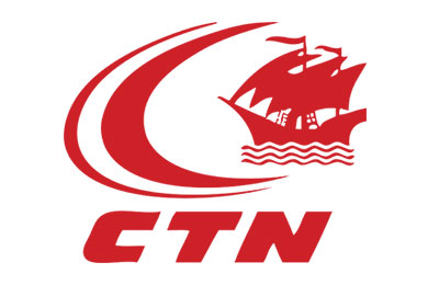 CTN Ferries trajektem