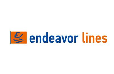 Endeavor Lines trajektem