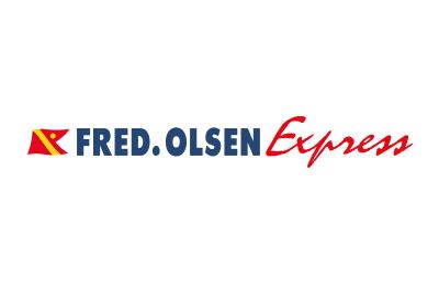 Fred Olsen Ferries trajektem