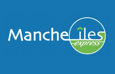 Manche Iles Express trajektem
