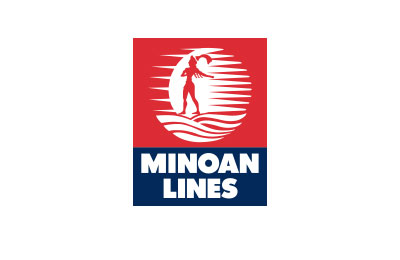 Minoan Lines trajektem