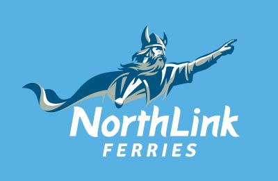 North Link Ferries trajektem