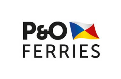 P&O Ferries (North Sea) trajektem