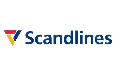 Scandlines Ferries trajektem
