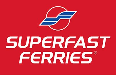 Superfast Ferries Rosyth trajektem
