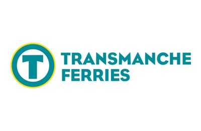 Transmanche Ferries trajektem