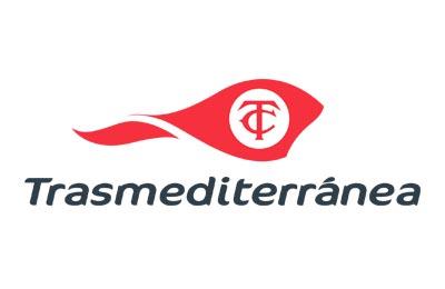 Trasmediterranea (Transmed) trajektem