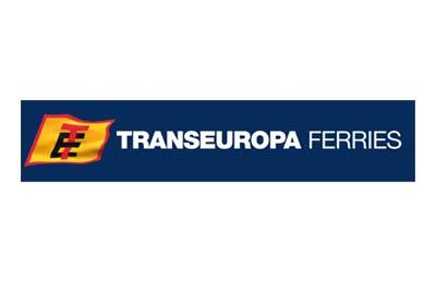 TransEuropa Ferries trajektem