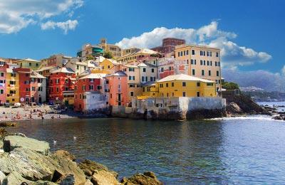 Přístav Genoa