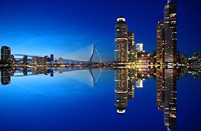 Přístav Rotterdam Europoort